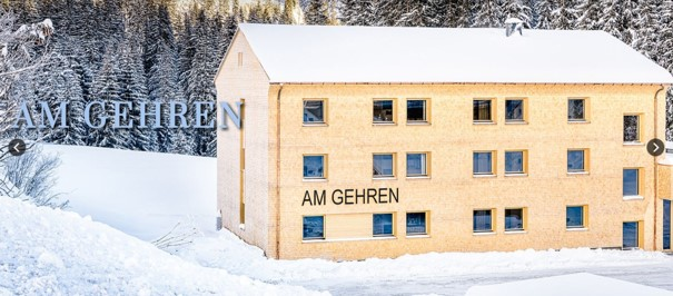 AM GEHREN ARLBERG APPARTEMENTS