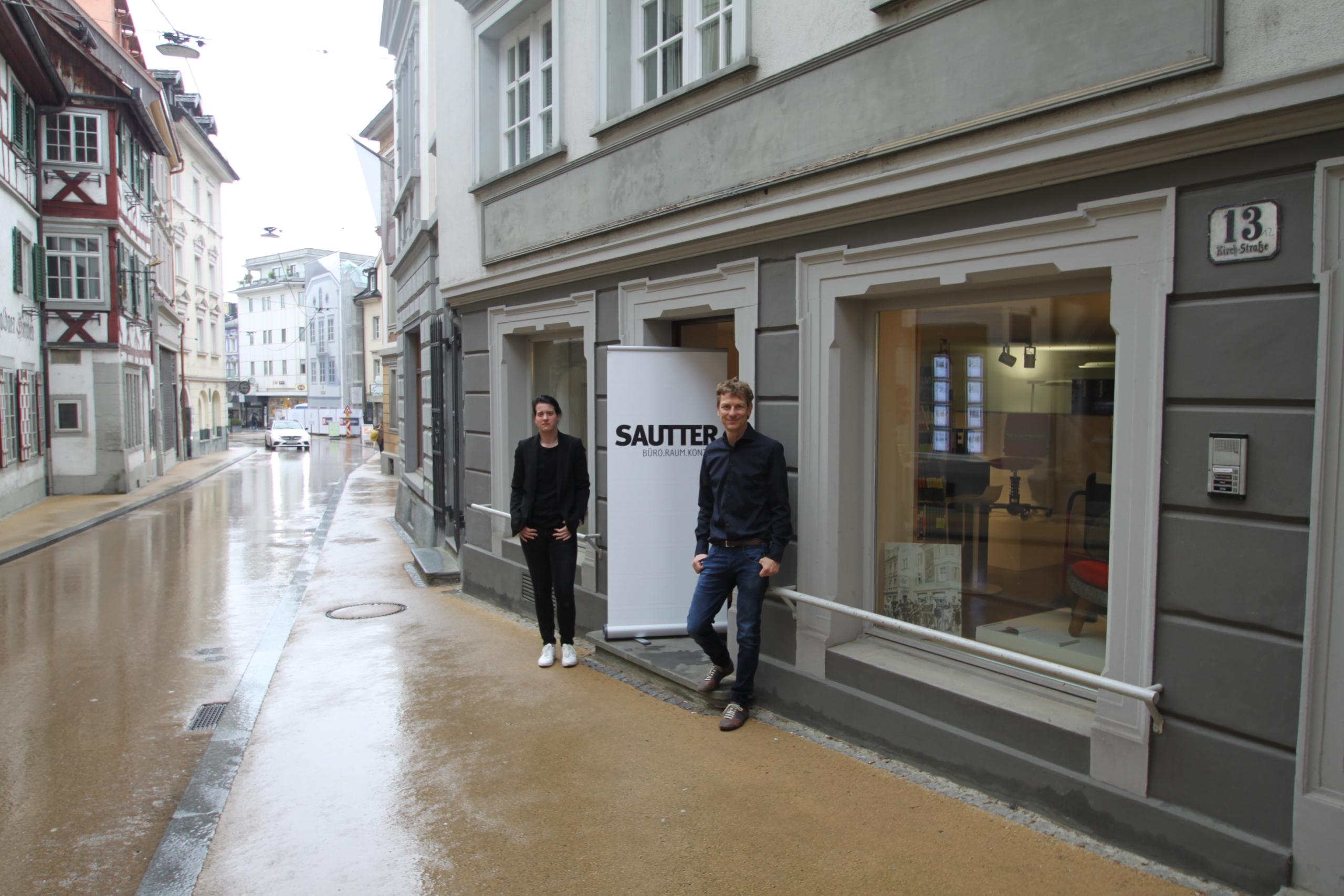 Boutique © Sautter Büro Raum Konzept